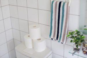 おしゃれなトイレの内装